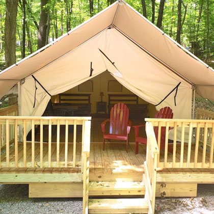 Picture of Luxury Tent Rental