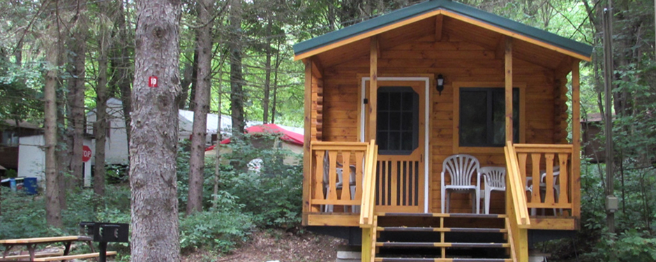 A link to check out Kymer's deluxe cabins
