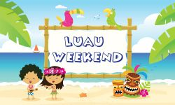 Link to the Luau Weekend event