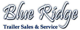 Graphic of the Blue Ridge Trailer Sales and Service logo